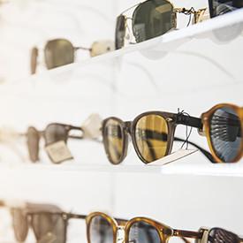 sunglass selection